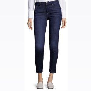 Joe's Jeans Skinny Ankle Dark Wash Farrah Sz 28